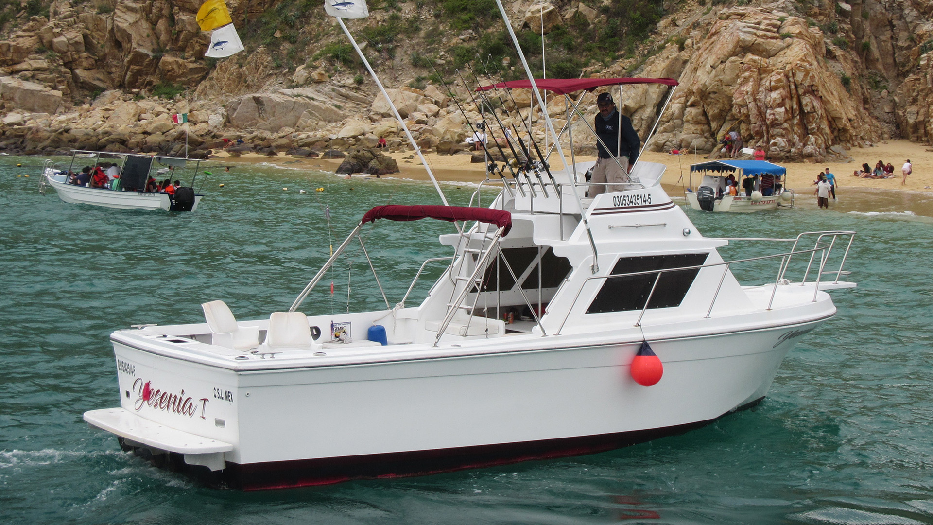 Yesenia   Cabo Fishing Boats   Best Fishing in Cabo